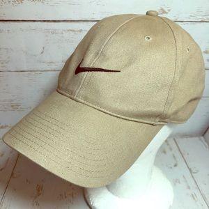 Nike 100% Cotton Baseball Hat/Cap Velcro Closure